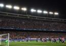 Sky ha ottenuto i diritti per trasmettere la Champions League dal 2018