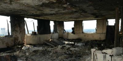 I morti nell'incendio della Grenfell Tower potrebbero essere 79