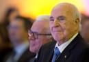 È morto Helmut Kohl
