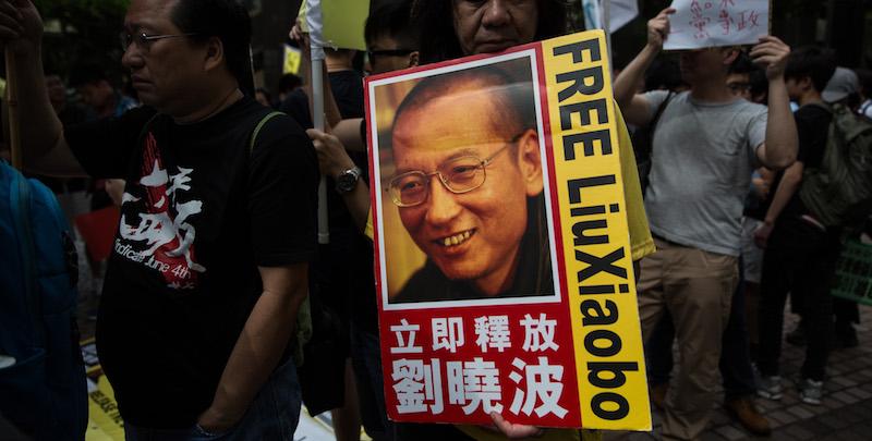Cina, scarcerato Liu Xiaobo: è malato di cancro