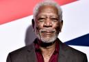 Morgan Freeman lo conosciamo soltanto così