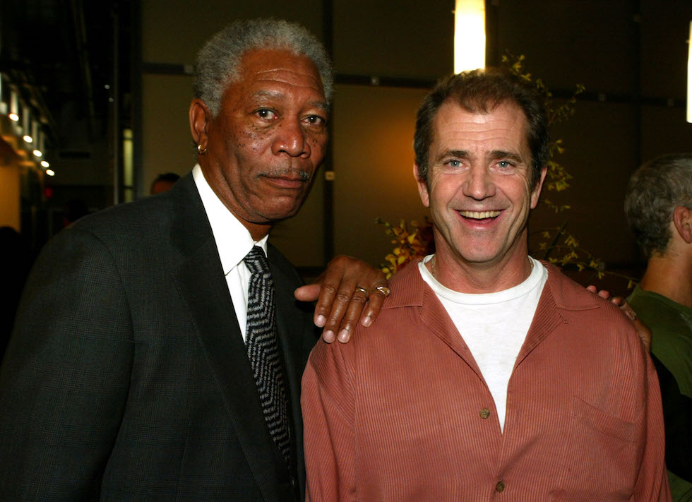 Morgan Freeman lo conosciamo soltanto così - Il Post