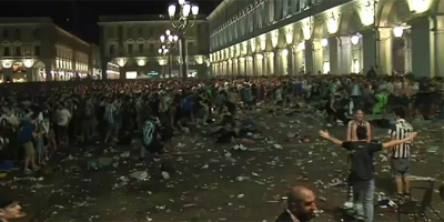 Cosa sappiamo sull'incidente di Piazza San Carlo a Torino
