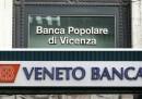 Il salvataggio delle banche venete