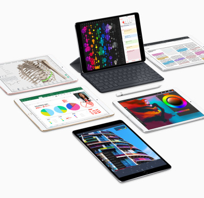 iPad Pro Apple Pencil Smart Keyboard