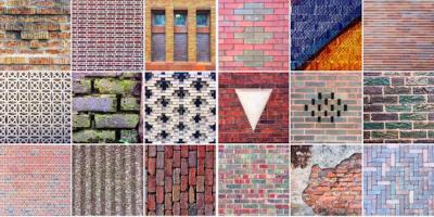 Vi siete mai accorti di quanto sono belli i mattoni?