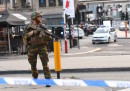L'attentato fallito alla stazione Centrale di Bruxelles