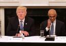 Due importanti comitati di consiglieri di Trump hanno deciso di sciogliersi per protesta
