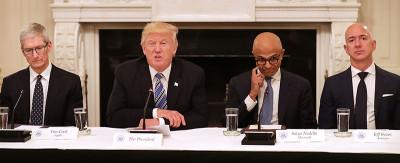 Che faccia fare con Trump, parte seconda