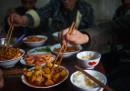 Foto di chi vive nelle viscere di Chongqing, in Cina