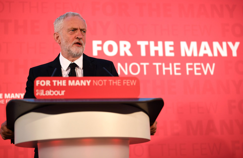 Jeremy Corbyn Responds To The London Bridge Terror Attacks