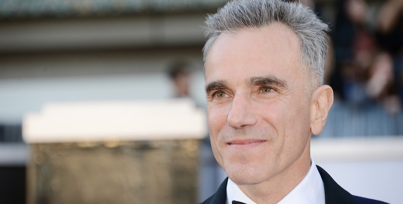 Il tre volte premio Oscar Daniel Day-Lewis dice addio al cinema