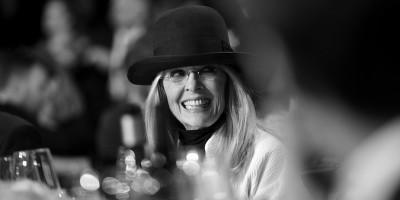 Il premio alla carriera a Diane Keaton