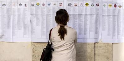 Si sta votando per le elezioni amministrative