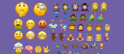 I nuovi emoji di Unicode