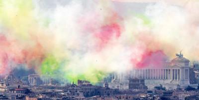 Le foto della parata per la Festa della Repubblica