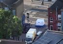 L'attacco fuori dalla moschea di Londra