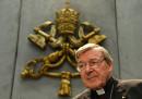 Il cardinale Pell è accusato di reati sessuali
