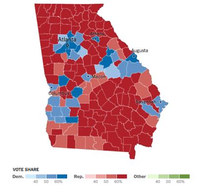 Usa, la repubblicana Handel vince in Georgia