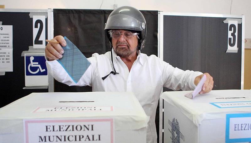 Grillo al voto