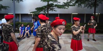 Com'è oggi Hong Kong, 20 anni più vecchia