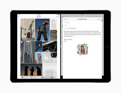 iPad Pro Split View