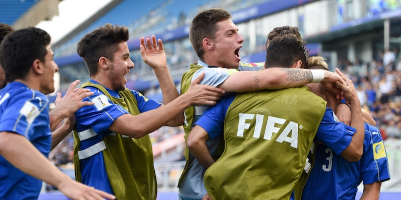 Mondiali Under-20, quarti: Venezuela ancora bene, Mele eroe dell'Uruguay