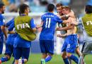 L'Italia ha vinto 3-2 contro lo Zambia e giocherà la semifinale dei Mondiali di calcio Under 20