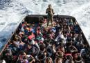 Un salvataggio di migranti diverso dagli altri