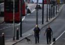 londra-attacco-poliziotti-cani