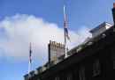 londra-downing-street-bandiera