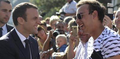 Macron ha la maggioranza assoluta