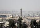 L'ISIS ha distrutto la più famosa moschea di Mosul