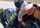 L'ordine d'arrivo del Gran Premio di MotoGP di Catalogna