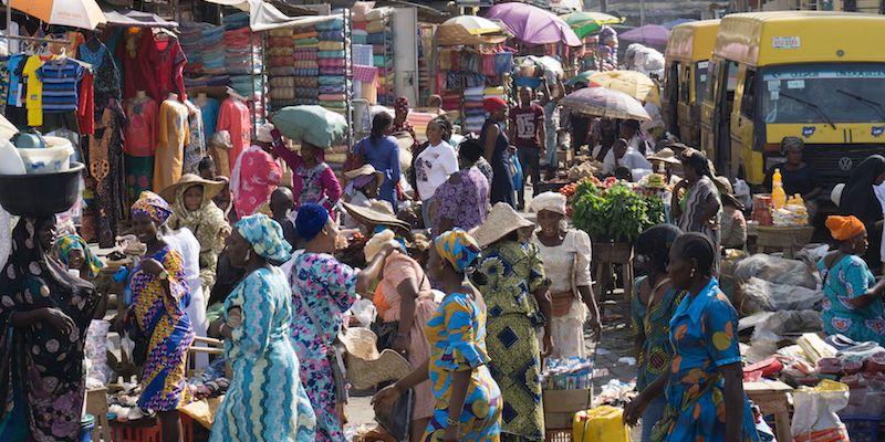 Non sappiamo quanti siano i nigeriani il post for Quanti sono i parlamentari