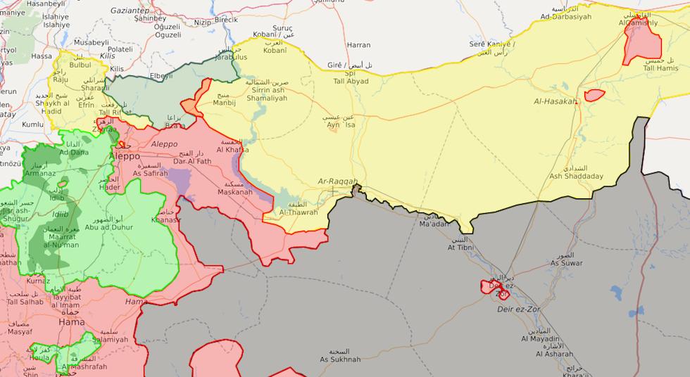 nord-siria