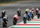 L'ordine d'arrivo del Gran Premio d'Italia di MotoGP