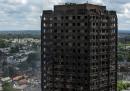 La polizia di Londra ha detto che nell'incendio della Grenfell Tower sono morte 71 persone