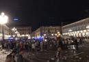 Le accuse per la ressa di Piazza San Carlo