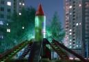 I razzi nei parchi giochi dell'Unione Sovietica