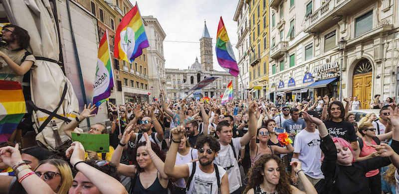 serate gay roma dicembre 2019