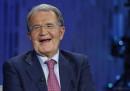 Romano Prodi si chiama fuori
