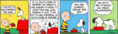 Peanuts 2017 giugno 23