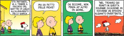 Peanuts 2017 giugno 30