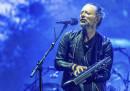 Thom Yorke e Jonny Greenwood dei Radiohead terranno un concerto in Italia il 20 agosto