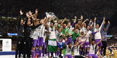 Ha stravinto il Real Madrid