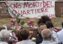 La polizia ha fermato un uomo con l'accusa di aver incendiato un camper a Centocelle e ucciso tre sorelle rom