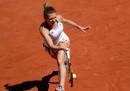 La tennista lettone Jelena Ostapenko ha vinto il Roland Garros