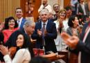 È caduto il governo romeno