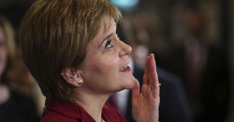 Scozia, per ora